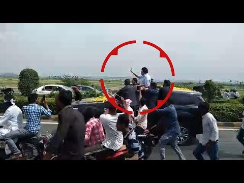 Vijayawada Pawan Kalyan Janasena Rally . Fans Full Hangama. Plus Tv