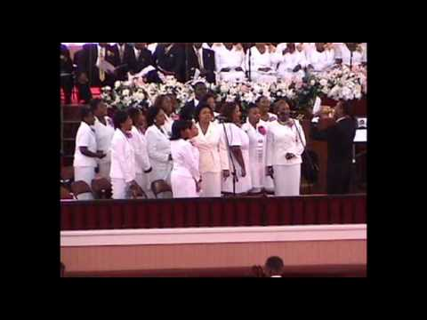 Choir Day 2004 ~ Great Is The Lord ~ Youth Choir