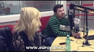 Loredana Groza si Dragos Chircu in Europa Express