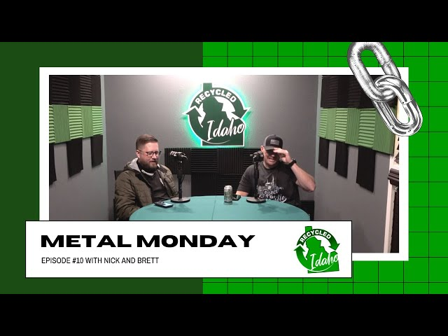 Metal Monday #10 with Nick and Brett