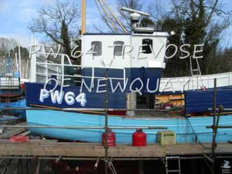 NORTH DEVON FISHING VESSELS