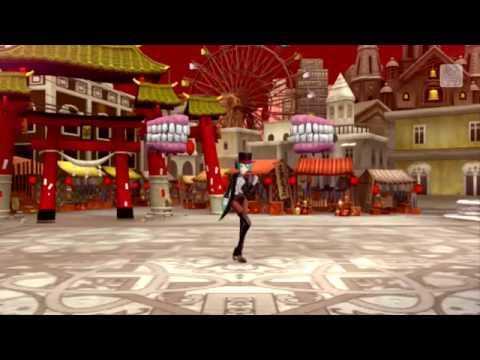 Project Diva X Choreography - Babylon バビロン