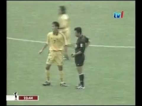 Malaysia Vs Philippines (5-0) [ Olympic Qualifier 2000 ] (1)
