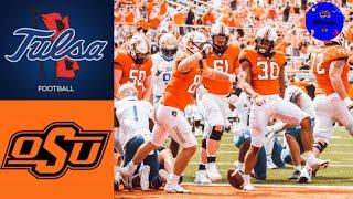 Tulsa vs #11 Oklahoma State | College Football Week 3 Highlights | 2020 College Football Highlights