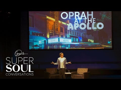 First Look: Oprah at the Apollo | SuperSoul Conversations | Oprah Winfrey Network