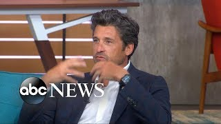 'GMA Day' crowd goes wild for Patrick Dempsey in Times Square