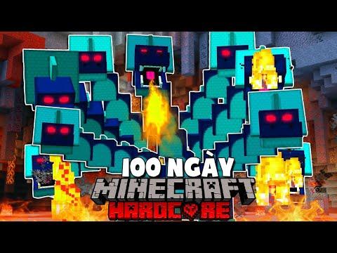 T Gaming Tóm Tắt 100 Ngày Sinh Tồn Minecraft Hexxit Siêu Khó !!
