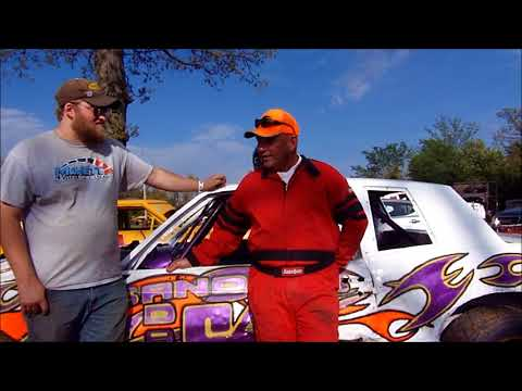 Monett Motor Speedway Driver Spotlight, Ryder Adams #64 Pure Stock