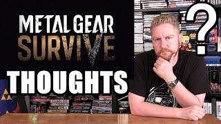 METAL GEAR SURVIVE (Thoughts) - Happy Console Gamer