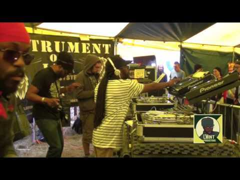 Peckings Syndicate at one love festival 2016