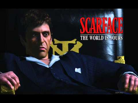 All Tony Montana Quotes Scarface The World Is Yours Game Youtube