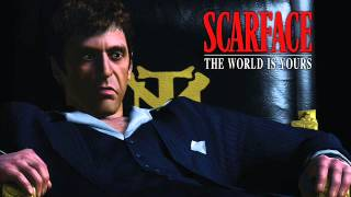 All Tony Montana quotes (Scarface the world is yours game)