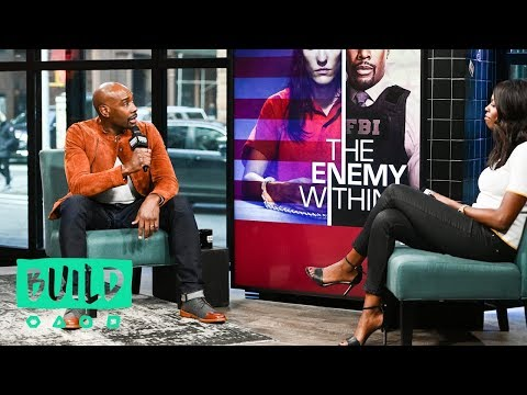 "Morris Chestnut Discusses His New NBC Series, ""The Enemy Within"""