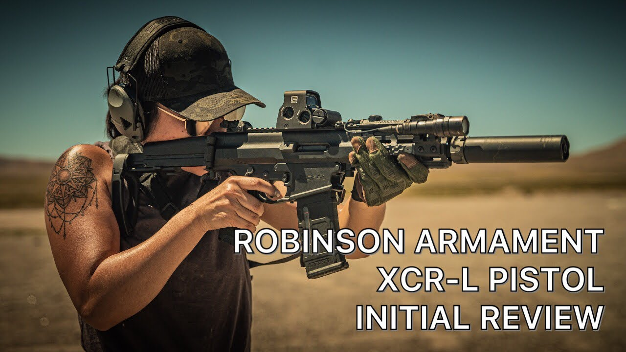 HOME | XCR by Robinson Armament Co