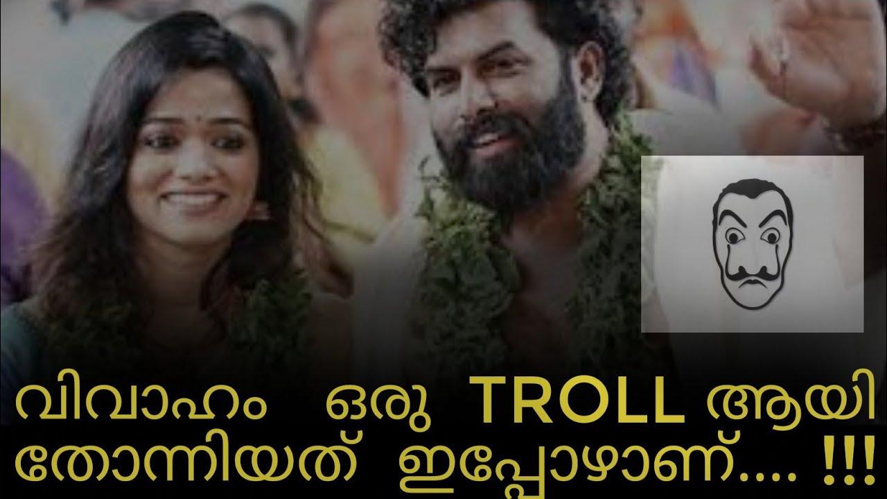 tick tok malayalam marriage trolls
