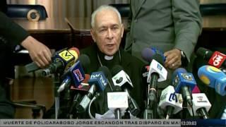 Monseñor Padrón: Encuentro con comisión de la ANC rompe barreras para trabajar por el pueblo
