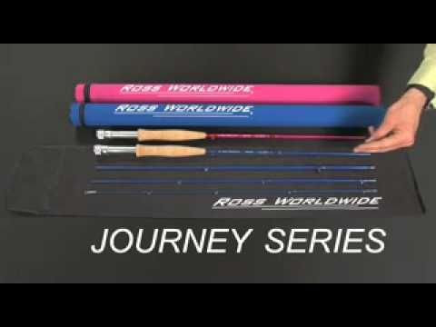 Ross Journey Youth Fly Rod Series
