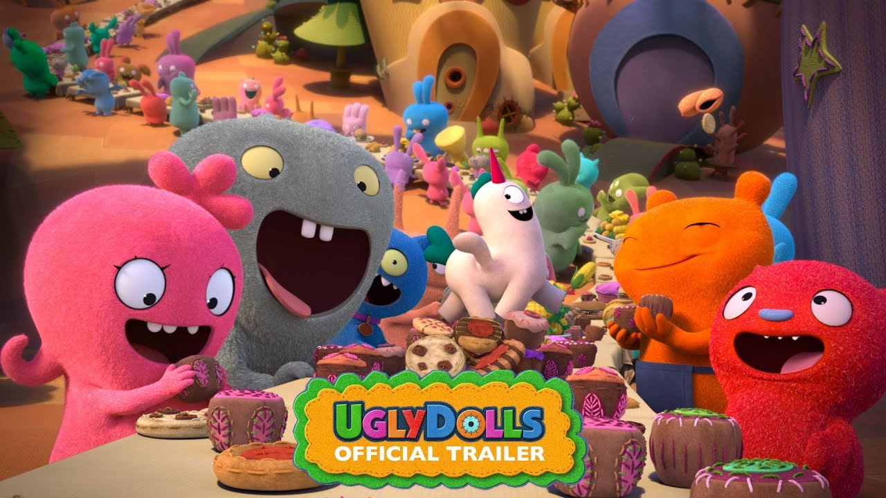 UglyDolls | Official Trailer [HD] | Now In Theaters