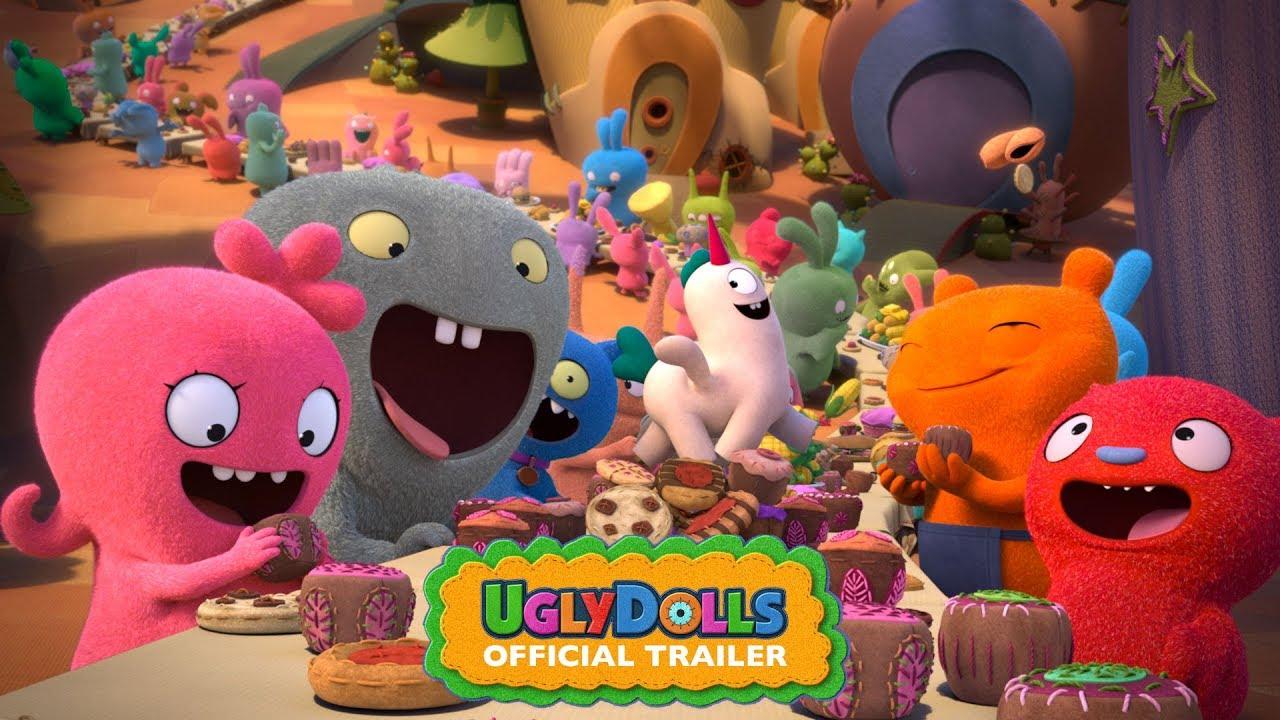 UglyDolls | Official Trailer [HD] | Own It Now on Digital HD, Blu-Ray & DVD