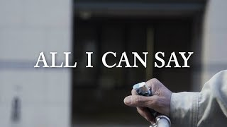 YouTube動画:CBS - All I Can Say