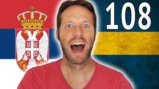 SERBIA - 10 Swedish Words