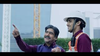 Yeh Pucca Hai   JK Super Cement salutes Indian laborers   Iraado ka Jhola