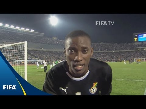 FIFA in Africa: Ghana make history in Egypt