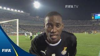 FIFA in Africa: Ghana make history in Egypt