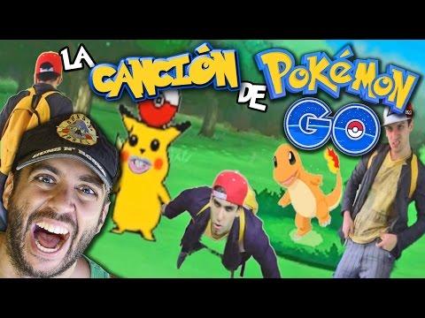 MUÉSTRAME TU POKEBOLA   La canción de Pokémon GO para los más fans (o algo así)