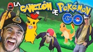 MUÉSTRAME TU POKEBOLA | La canción de Pokémon GO para los más fans (o algo así)