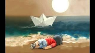 Dünya Adaletsiz Çocuk -Nazım Hikmet (Aylan Kurdi'nin anısına)