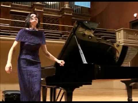 Jitka Čechová | B. Smetana - Bagatelles et Impromptus - Conflict F sharp minor
