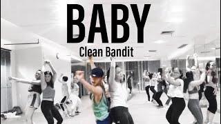 CLEAN BANDIT - BABY VS GOYANG BODY BABADONTOT ENDOL PISAN MOOD PARAH   FITDANCE ZUMBA CHOREOGRAPHY Video