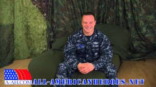 Navy Corpsman Logan