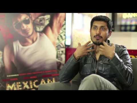 El Break PM en entrevista con Tenoch Huerta