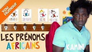 KAMINI - Les Prénoms Africains