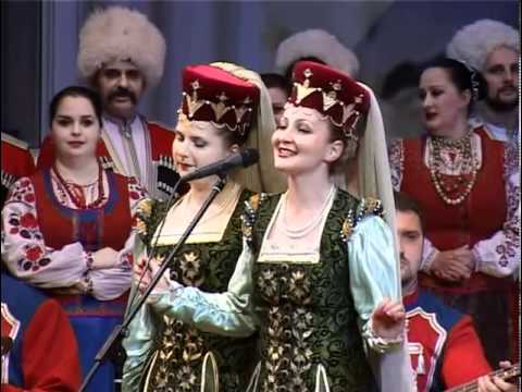 Belarus song, Ukrainian & Belarus singing together a folk song by Cossacks