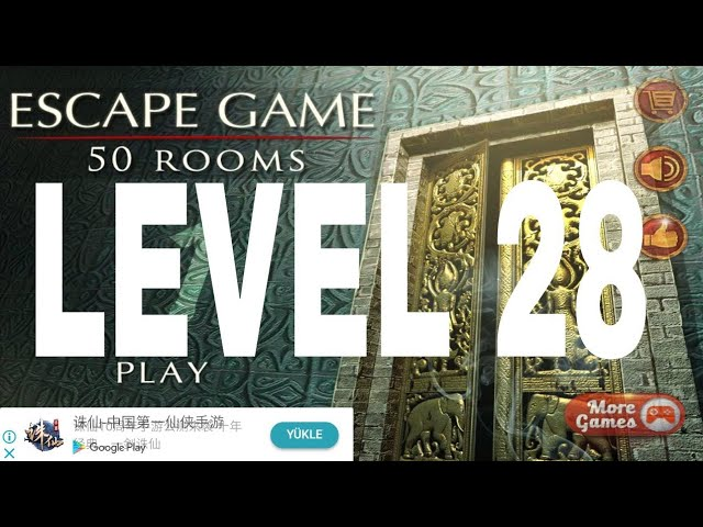 Lost Dooors Escape Game Level 44 Youtube