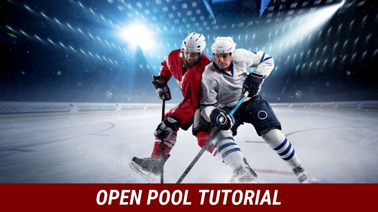 Online hockey pools