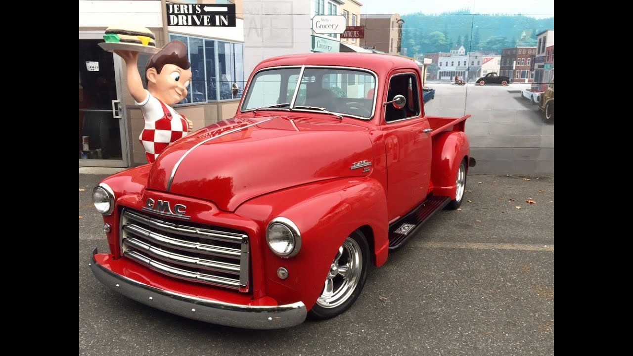1949 Gmc 5 Window Pickup Sold Drager S International