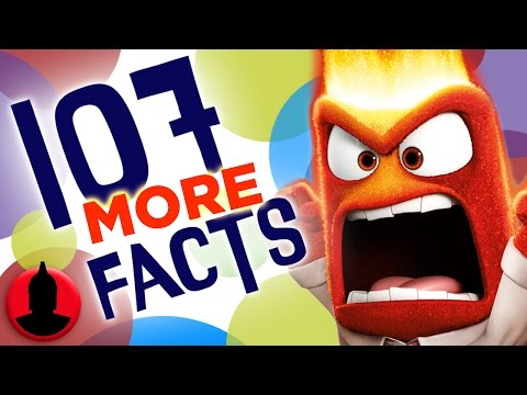 107 MORE Facts About Disney's Inside Out - (ToonedUp #88) @C