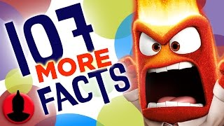 107 MORE Facts About Disney's Inside Out - (T...