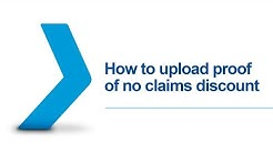 How to upload your proof of no claims discount online | Kwik Fit Insurance Services
