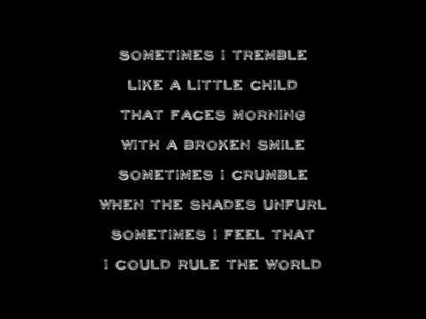 Rule the World - Kamelot with lyrics by LeeringLyrics