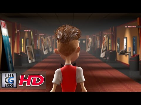 "CGI 3D Animated Short: ""Candy Contraband"" - by Hannah Fishbough"