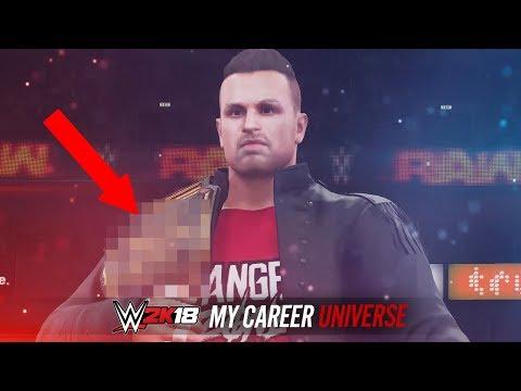 WWE 2K18 My Career Universe - Ep 12 - NEW UNDISPUTED TITLE!! DANGER INJURED?!