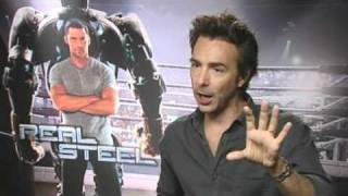 REAL STEEL: Video Interview With Director Shawn Levy