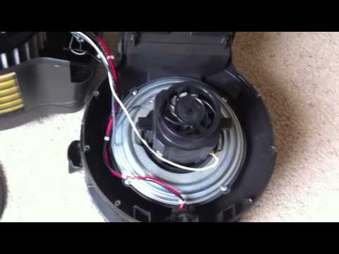 teardown of rainbow e series vacuum youtube rh youtube com Rainbow E-Series Vacuum Cleaner Rainbow E2 Vacuum