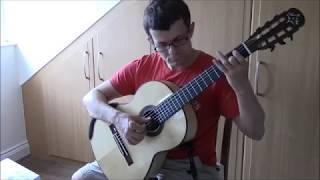 Конь Любэ - на классической гитаре | The Stallion - Solo Guitar Gover