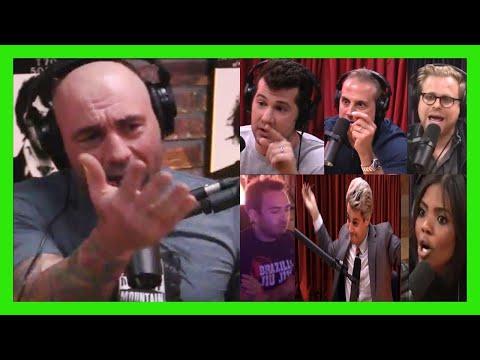 Joe Rogan's Most Heated Debates!!!